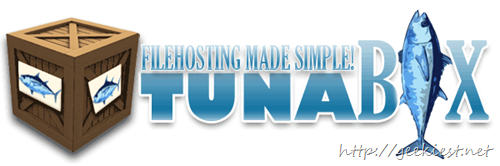 Free 6 Months TunaBox File Hosting Premium Account