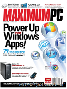 March 2011: Power Up Your Windows Apps
