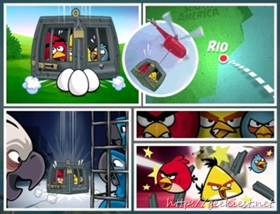 Free Angry Birds Game