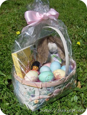 How to fold a furoshiki easter basket and how to wrap a gift basket with easter approching here comes two interesting article from zakka life negle Choice Image