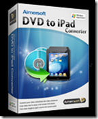 Christmas Giveaway - Free Aimersoft DVD to iPad Converter full version license