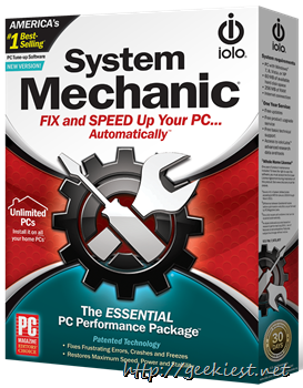iolo System Mechanic 14.5 - Review and giveaway