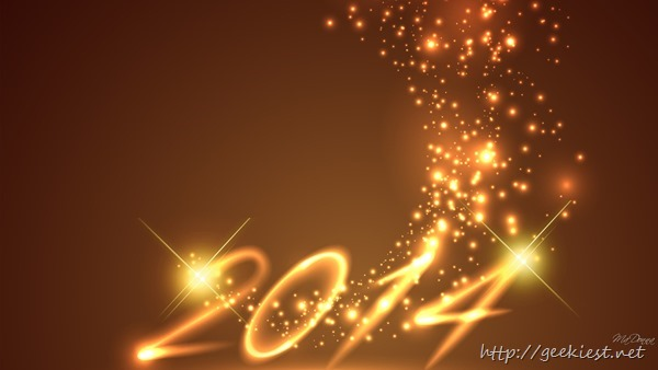 new year wallpaper 2014 3