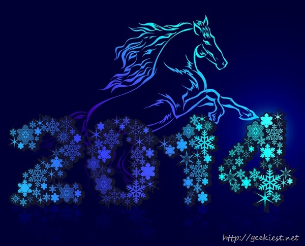 new year wallpaper 2014 4