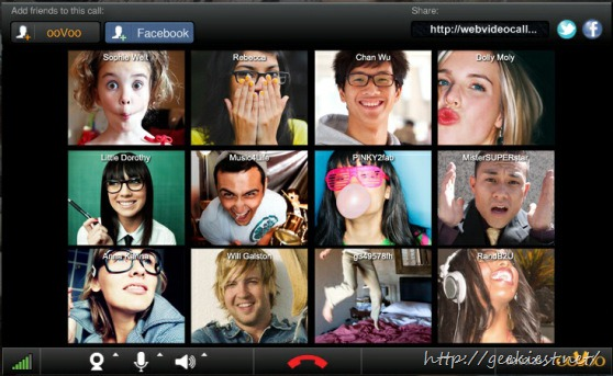 ooVoo - Video chat for FREE!