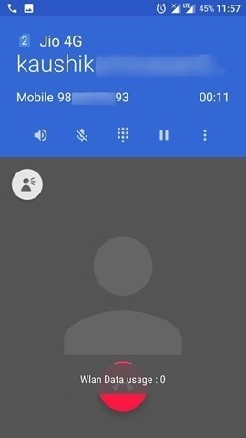 redmi note 3 volte call jio