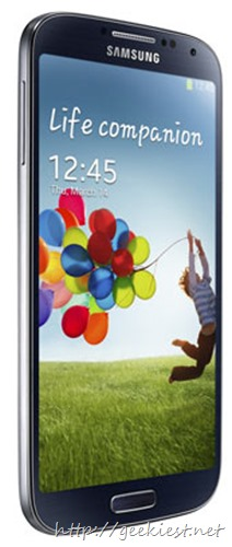 Samsung Galaxy S IV - Features