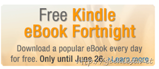 Free Kindle Books until June 26