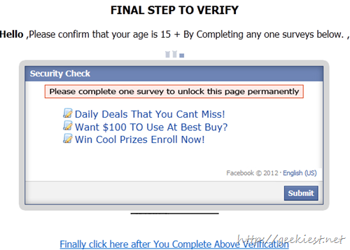 verify survey