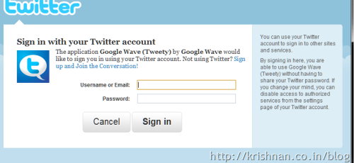 wave-tweety-twitter-login